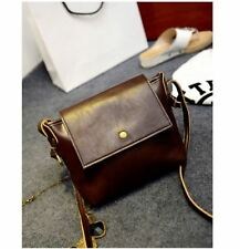Satchel Like Classic Sling Bag (dark brown)