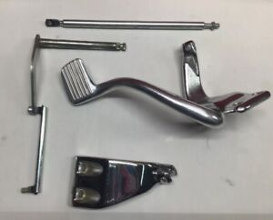 Dyna mid foot controls brake pedal + linkage Harley FXD FXDL FXDX FXDSC EPS24114