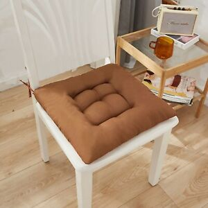 New Indoor Outdoor Garden Patio Home Kitchen Office Chair Seat Soft Cushion Pads