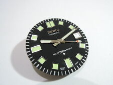 SEIKO REPLACEMENT COMPLETE SET DIAL & HANDS FOR 6105-8110/8000/8119 DIVERS WATCH