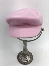 Women's Pink Kangol Furgora Mau Cap Pink 6270BCHW Sz Med
