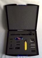 Messgerätekoffer Gerätekoffer Kunststoff - Koffer mit Schaum Rasterschaumstoff