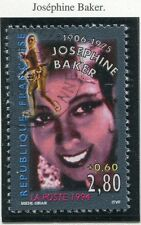 TIMBRE FRANCE OBLITERE N° 2899 JOSEPHINE BAKER / Photo non contractuelle
