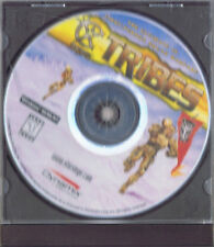 Starsiege: Tribes (PC, 1998, Dynamix) W/ Warrior Guide Free USA Shipping!