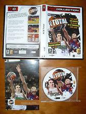 ACB Total 2007-2008 [PC CD-ROM] Red Collection Versión Española ¡COMO NUEVO!