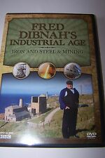 Fred Dibnah's Industrial Age - Iron And Steel / Mining (DVD)