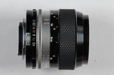 Nikkor 55mm 3.5 Micro