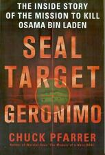 Seal Target Geronimo Inside Story Mission To Kill Osama Bin Laden Pfarrer 1st ed