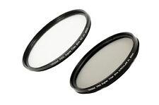 62 mm Filter Set: Slim MC UV Filter  +  Slim Polfilter