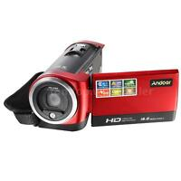 Full HD 720P 16MP Digital Video Camcorder Camera DV 2.7'' TFT LCD 16X ZOOM D0Y8