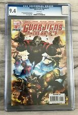 CGC 9.4 NM GUARDIANS OF THE GALAXY 1 (1st MODERN VERSION OF TEAM COMIC) (2008)
