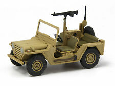S-Model 1/72 US Army M151A1 Jeep Utility Truck Finshed Product #CP3251