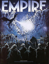 EMPIRE April 2019 GAME OF THRONES Christopher Nolan DAVID HARBOUR Ralph Fiennes