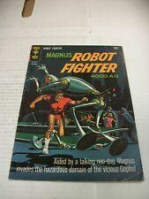 Gold Key MAGNUS ROBOT FIGHTER #16 November 1966