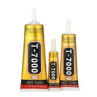 T7000 Glue Multipurpose Adhesives Super Glue Black Liquid Glues For DIY Crafts