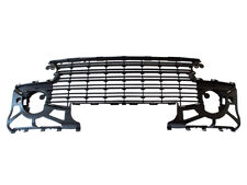 FRONT GRILL GRILLE - WITHOUT HOLES FOR TRIMS FOR PEUGEOT 307 II 05-07