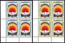 Kuwait 1981 ** Mi.889/90 Bl/4 l.u. Red Cross Rotes Kreuz Medizin Medicine