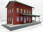 Station Rail Mounted Modeling Static For Warcraft Dioramas Scale H0