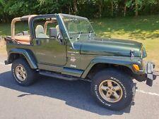 Wrangler Jeep Sahara 4.0L Auto  1998    Only 71,000 miles   V nice