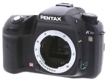 Pentax K10D 10.2 MP Digital SLR Camera Black *Body *tested *superb