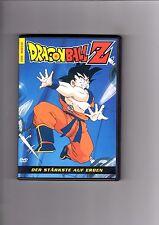 DVD - Dragonball Z - Der Stärkste auf Erden / #1743