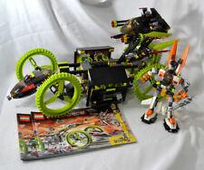 8108 Mobile Devastator - LEGO Exo-Force Set - Free Shipping - 100% Complete