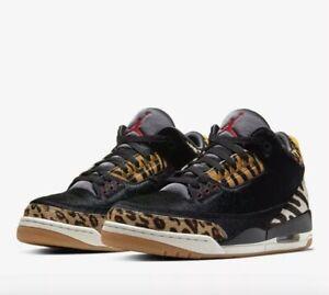 Nike Air Jordan 3 SE Animal Instinct Men Shoe UK9/10/11 US10/11/12 EU44/45/46