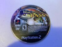 Cabela's Monster Bass (Sony PlayStation 2, 2007, PS2) - DISC ONLY