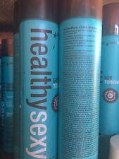 Sexy Hair Healthy Sexy Hair Soy Touchable Hairspray 9 oz Set Of 2 + Bonus Gift