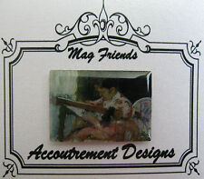 Accoutrement Designs Lady Stitching Needle Minder Magnet Mag Friends