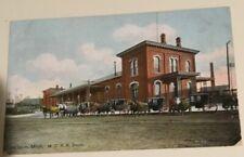 M.C. Jackson Depot, Mi
