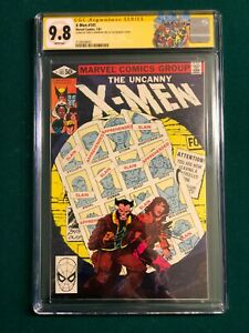 1981 X-Men 141 CGC Signature Series 9.8 White Pages signed by Chris Claremont