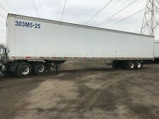 1998 Great Dane Semi Trailer 53' x 13' No Reserve 98 Dry Van # 5398325 St In