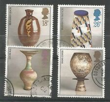 Art, Artists Decimal Used Great Britain Commemorative Stamps