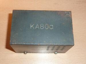 Künstliche Antenne (Dummy Load) KA80a für Sender 80W.S.a (K.A.80a)