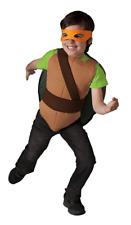 Teenage Tartarughe Ninja Crimine Combattimento Costume Bambini 4-8 Anni