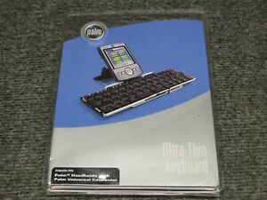 Palm Universal Connector Ultra-Thin Keyboard P10900U *New/Sealed*
