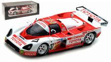 Spark S5241 Toyota 87C #37 Le Mans 1987 - Needell/Hoshino/Sekiya 1/43 Scale