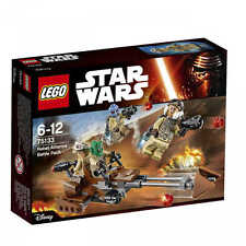LEGO Star Wars 75133 Rebel Alliance Battle Pack incl 4 Mini figures NEW (#1002)