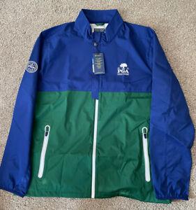 2021 PGA KIAWAH ISLAND Ocean RALPH LAUREN POLO Golf Wind Jacket Mens XL NEW