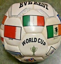 1994 World Cup in Usa Soccer Ball With all participating nation flags