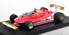 1:18 GP Replicas Ferrari 312 T4 GP Monza,World Champion Scheckter 1979