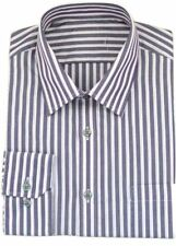Camisa Vestir Hombre cuidado facil Puro Algodón Manga Larga