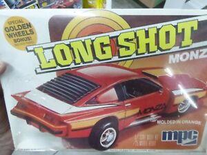 MPC 0711 1980 LONG SHOT CHEVY MONZA STREET RACER VINTAGE KIT 1/25 McM FS