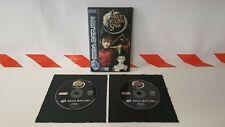 Sega Saturn Panzer Dragoon Saga Only CD 3 & 4 Nicht Komplett