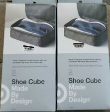 Shoe Cube Made By Design New-Opened box. 2 In Lot