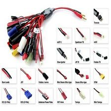 19 in 1 power charging Charge adapter cable with multi plug for IMAX B6 AC / DJI