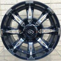 "4 Wheels Rims 18"" Inch for Ford F-250 2015 2016 2017 2018 Super duty -939"