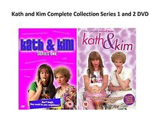Kath and Kim Complete Collection Series 1+2 DVD All Episodes Second Season UK R2