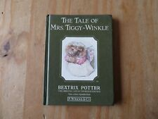 Beatrix Potter The Tale of Mrs Tiggy-Winkle Published in 1987 RARE c212